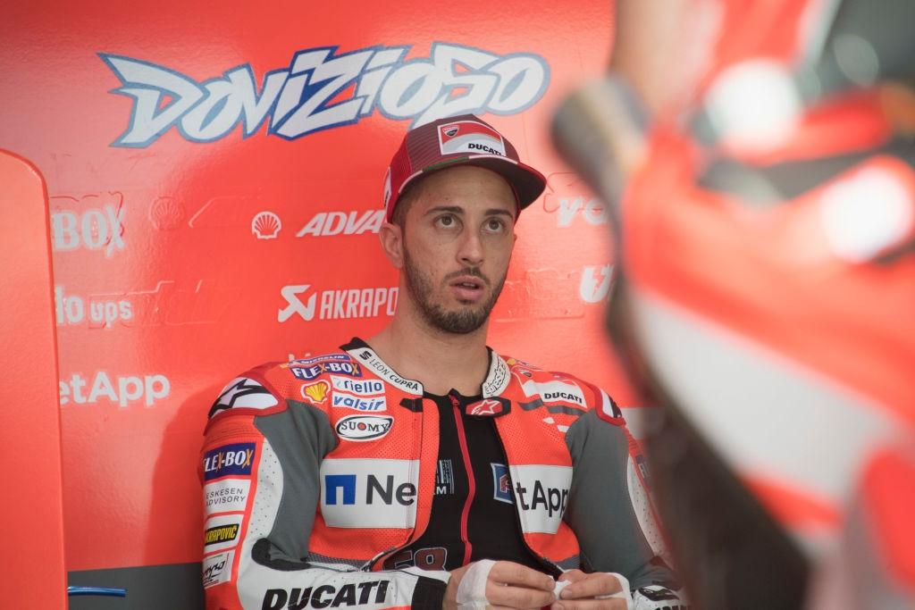 Пилотът на Ducati Андреа Довициозо вече води преговори с Honda