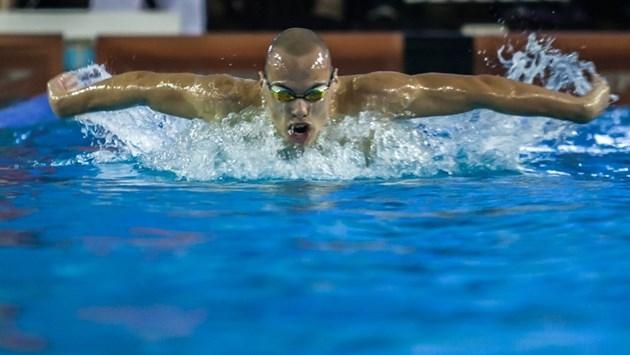 Най-добрият български плувец за 2017 година Антъни Иванов е акцентирал