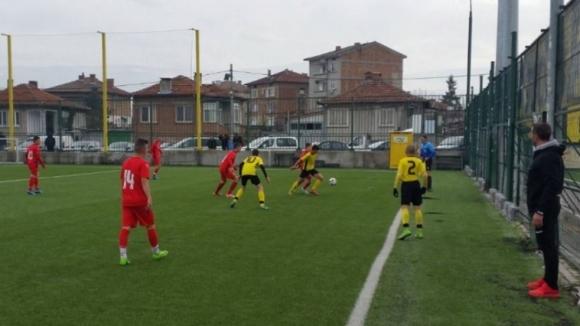 Юношите на ЦСКА-София, родени през 2004 година, победиха Ботев (Пловдив)