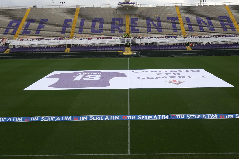 Националният отбор на Италия остави фланелката на Давиде Астори с