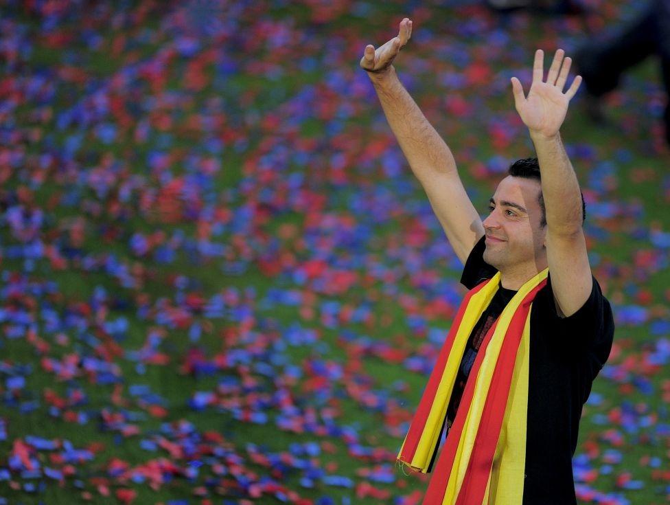 Легендата на Барселона Чави Ернандек посочи Байерн (Мюнхен) като един