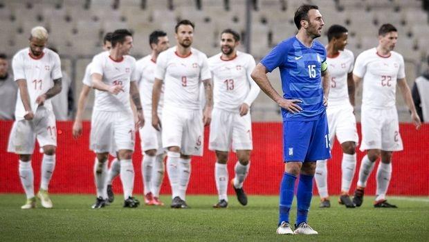 Швейцария победи с 1:0 като гост в Гърция в първия