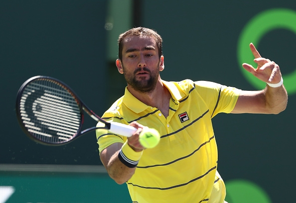 Поставеният под №2 Марин Чилич преодоля втория кръг на турнира