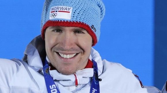 Четирикратният олимипйски шампион по биатлон Емил Хегле Свендсен (Норвегия) заяви,