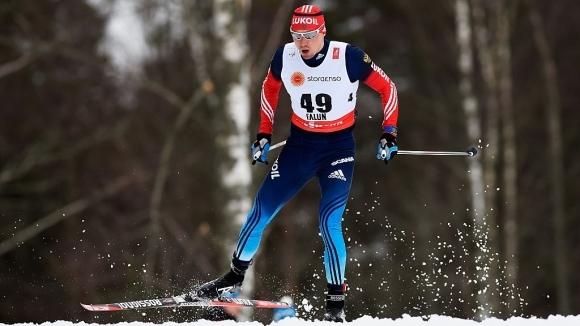 Олимпийският шампион на 50 километра ски-бягане от Игрите в Сочи