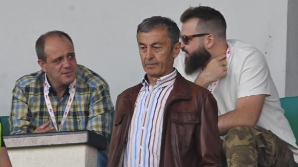 Любопитен момент от дербито между ЦСКА-София и Левски привлече вниманието