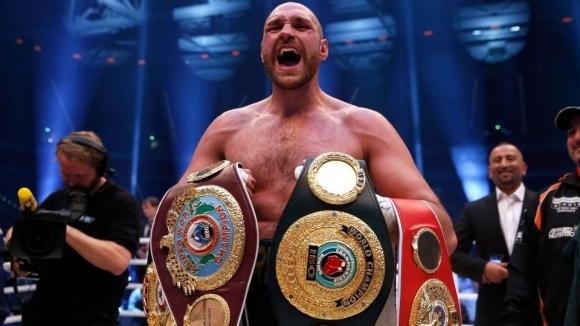 Бившият световен шампион в супертежка категория Тайсън Фюри изрази готовност