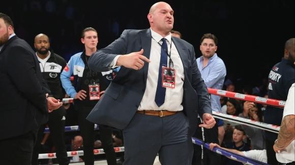 Тайсън Фюри е една от най-атрактивните боксови фигури в последните