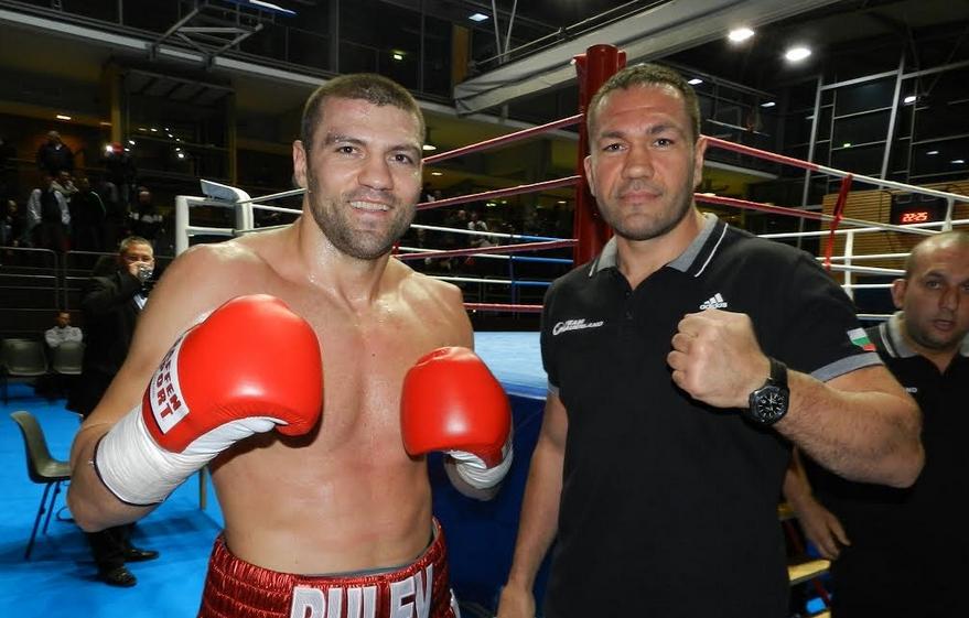 Олимпийският шампион по бокс Петър Лесов, който в момента е