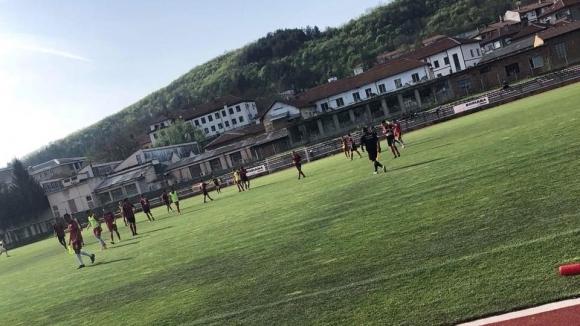 Юношите старша възраст на Локомотив (Дряново) записаха нов успех. Играчите