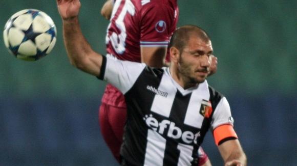 Капитанът на Локомотив (Пловдив) - Веселин Марчев, коментира предстоящия мач