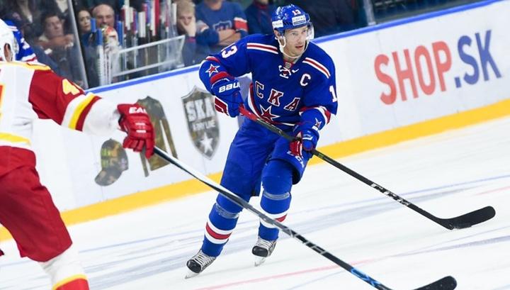 Звездата на руския хокей Павел Дацюк подписа нов едногодишен договор