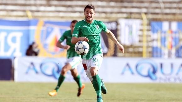 Днес още един от основните играчи на Берое – Борислав