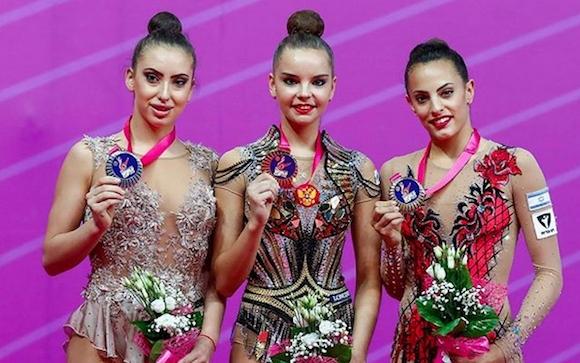 Президентът на Българската федерация по художествена гимнастика Илиана Раена дръпна