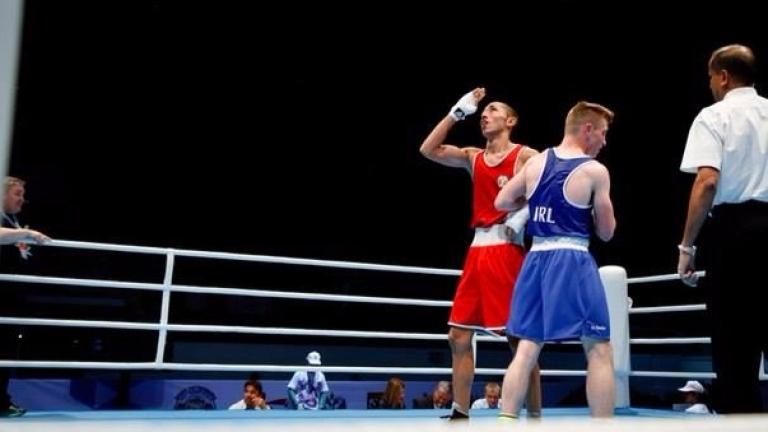 С победа при 64-килограмовите за Иван Атанасов започна за България