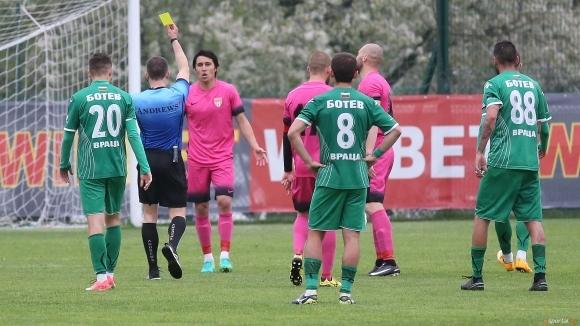 Тоточенгета ще присъстват на мача от Втора лига между Оборище