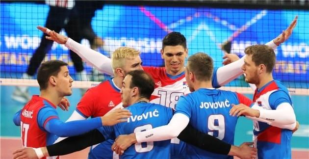 Селекционерът на националния волейболен отбор на Сърбия Никола Гърбич обяви