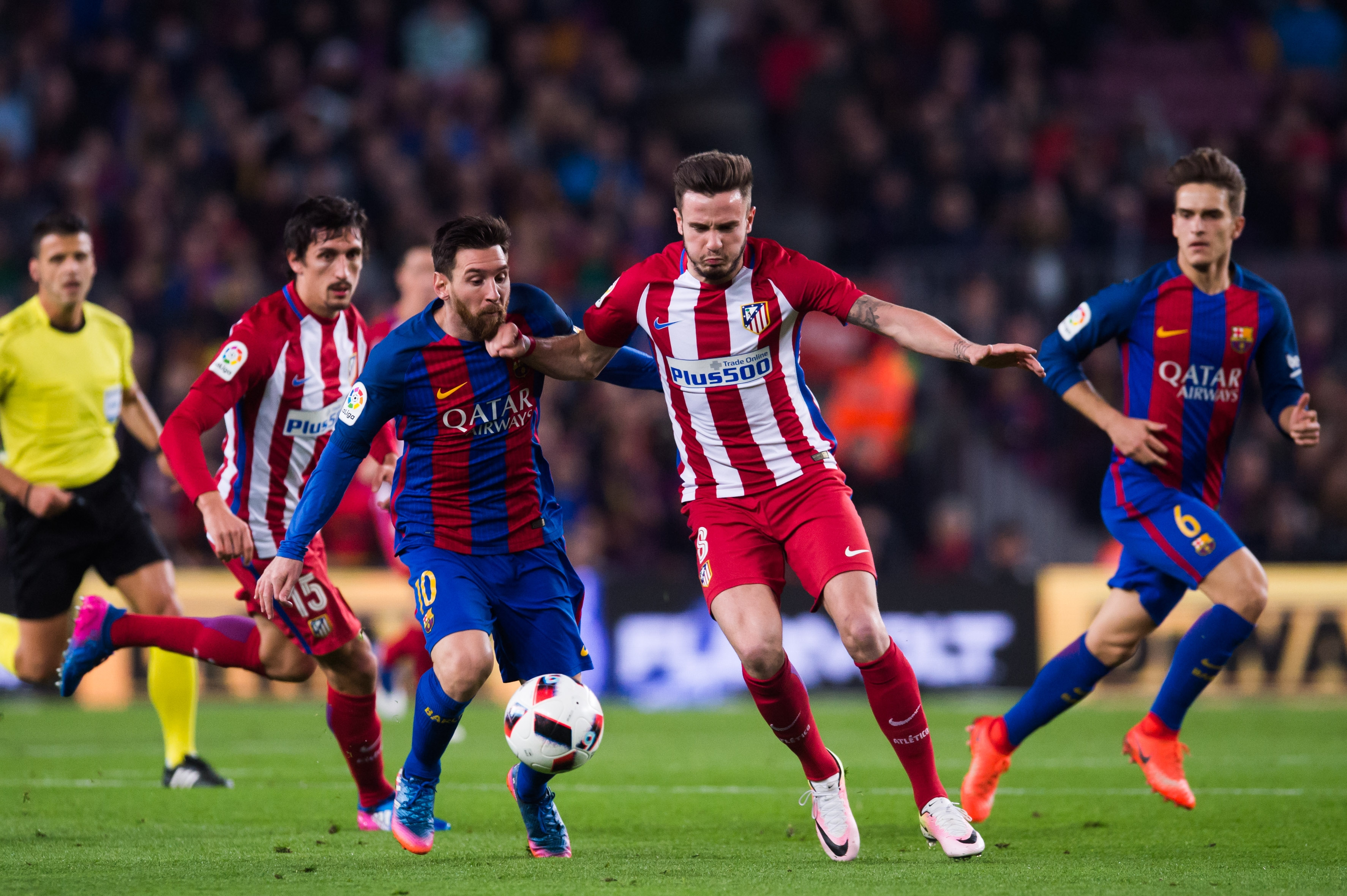Голмайсторът на Барселона Лионел Меси е заявил пред старши треньора