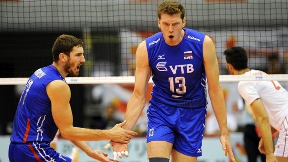 Селекционерът на националния отбор на Русия за мъже Сергей Шляпников