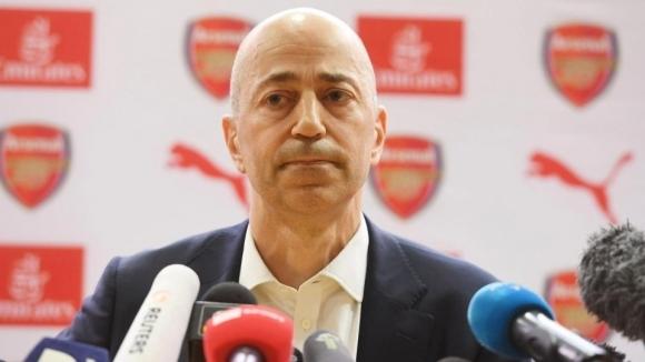 Ръководството на Арсенал има списък със седем имена на треньори