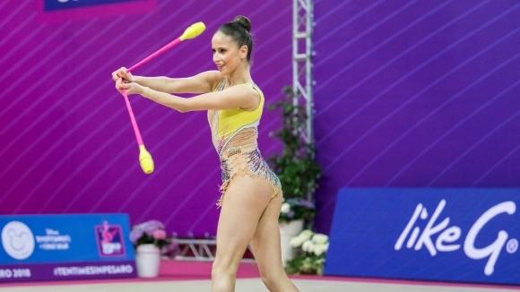Невяна Владинова завърши на шесто място в многобоя, а Боряна