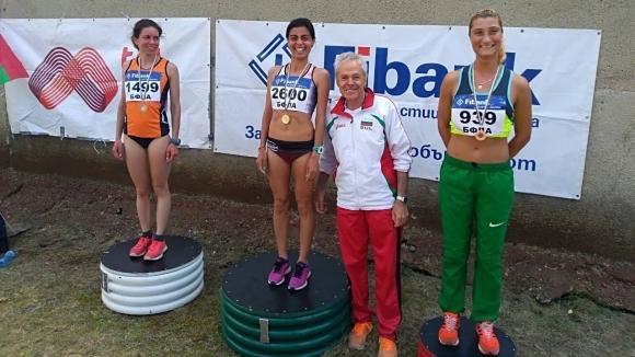 Нова Загора бе домакин на националния шампионат по планинско бягане