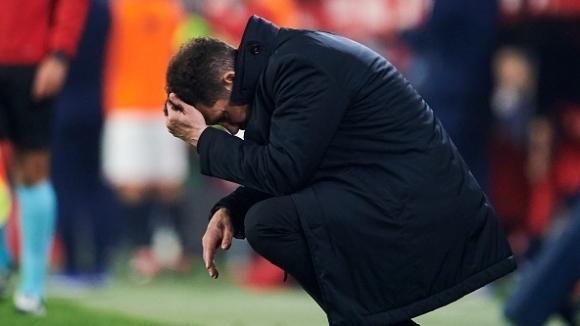Един от основните футболисти на Атлетико Мадрид - Диего Коща,