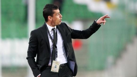 Старши треньорът на Берое Александър Томаш беше много доволен от