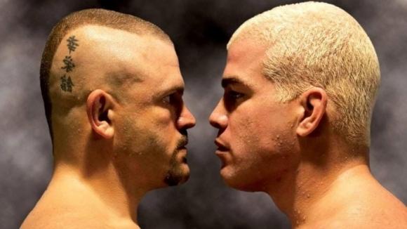 Бившият шампион в полу-тежката категория на UFC и ветеран в