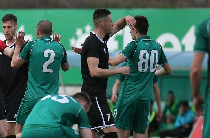 Отборите на Пирин (Благоевград) и Витоша (Бистрица) играят при 0:0