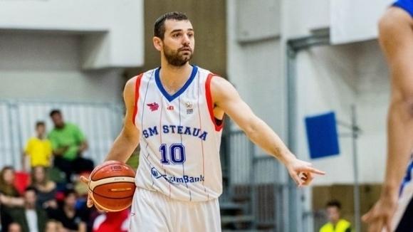 Отборът на Стяуа, в който играе Павел Маринов, спечели домакинството
