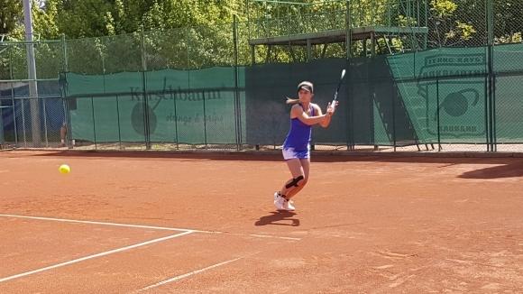 Гергана Топалова не успя да защити титлата си на международния