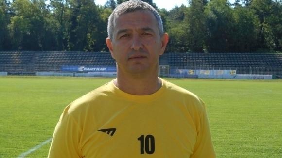 Старши треньорът на Добруджа Диян Божилов имаше сериозни забележки към
