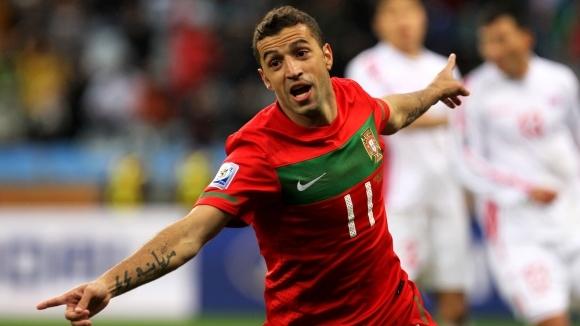 """Португалската футболна легенда Шимао Саброса гостува в предаването """"Код Спорт"""""""