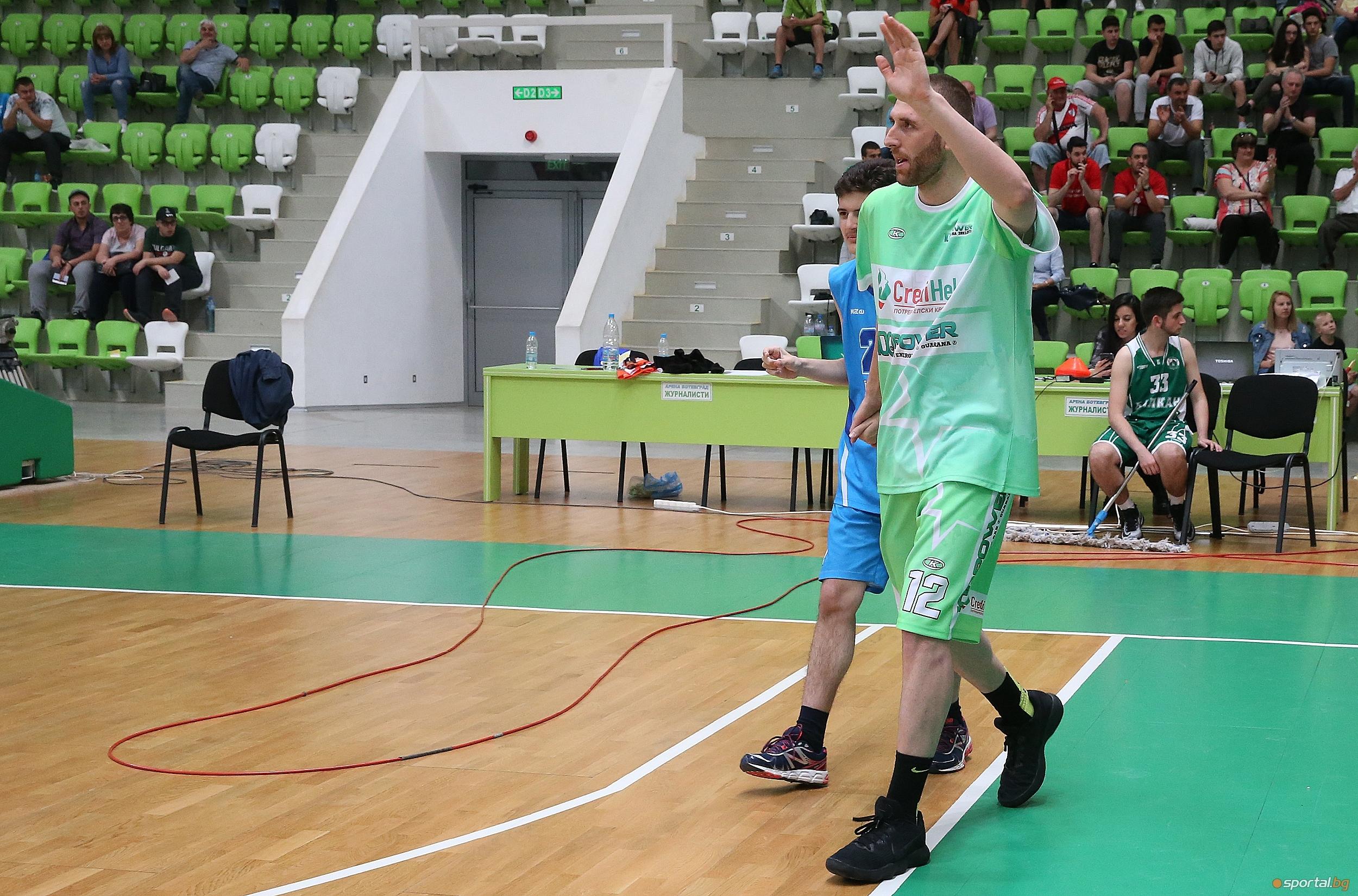 Баскетболното шоу 100% Power Мач на Звездите, което се провежда