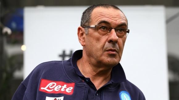 Треньорът на Наполи Маурицио Сари бе много доволен от успеха