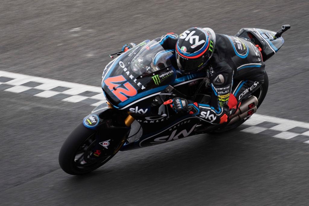 Хорхе Мартин с Honda спечели състезанието за Гран При на