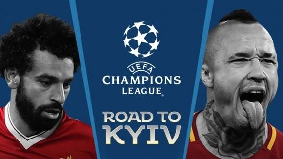 Ливърпул приема Рома в първи мач от полуфиналите на Шампионската