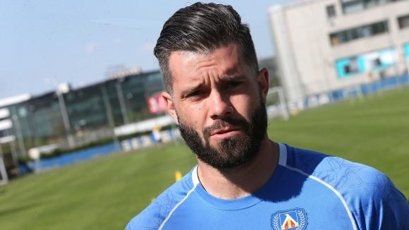 Капитанът на Левски Божидар Митрев коментира пред Sportal.bg предстоящата среща-реванш
