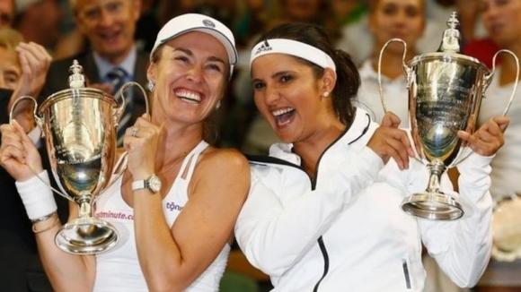 Най-успешната индийска тенисистка в историята Саня Мирза е бременна. Тя