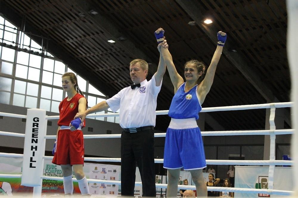 Българката Горяна Стоева се класира за финала в кат. до
