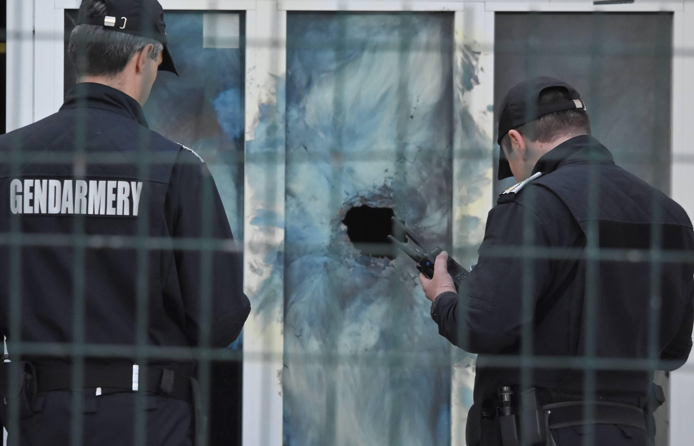 Телевизия bTV публикува записите от охранителните камери от мача Левски