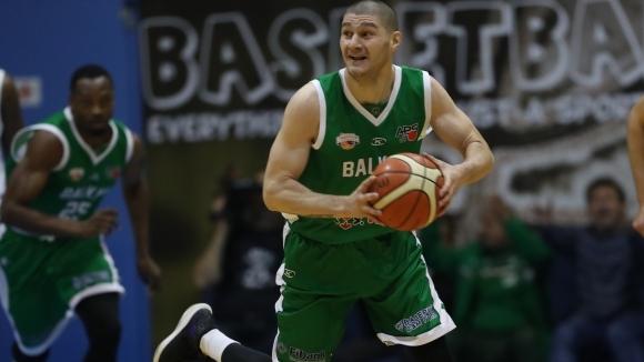 Балкан (Ботевград) завършва редовния сезон в НБЛ на трета позиция,