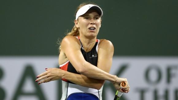 Шампионката от 2014 година Каролин Вожняцки (Дания) се класира за