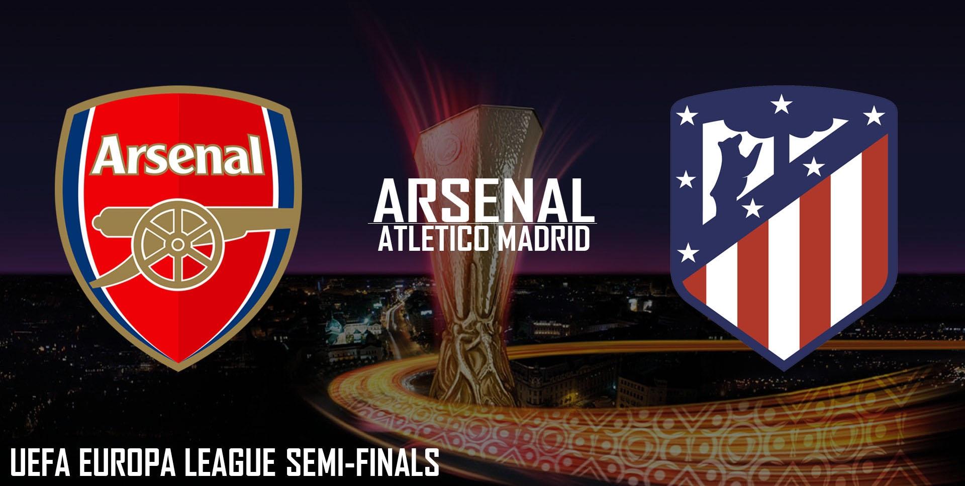 Тази вечер е отборите на Арсенал и Атлетико Мадрид ще