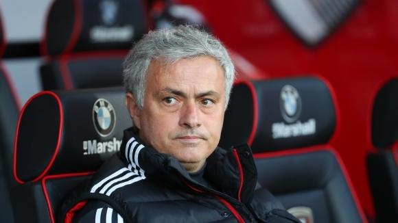 Мениджърът на Манчестър Юнайтед Жозе Моуриньо заяви, че е доволен