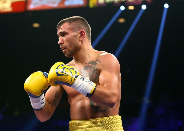Васил Ломаченко е готов да се бие с големите звезди