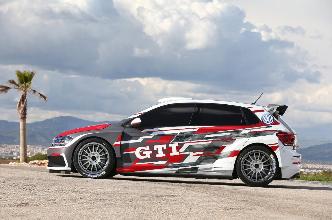 Новото Volkswagen Polo GTI R5 – колата на немския концерн,