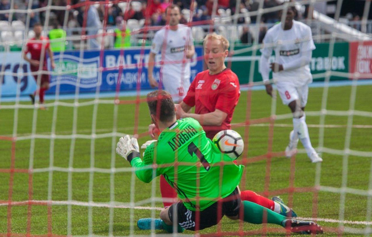 Уфа се върна към победите и измести Арсенал (Тула) от