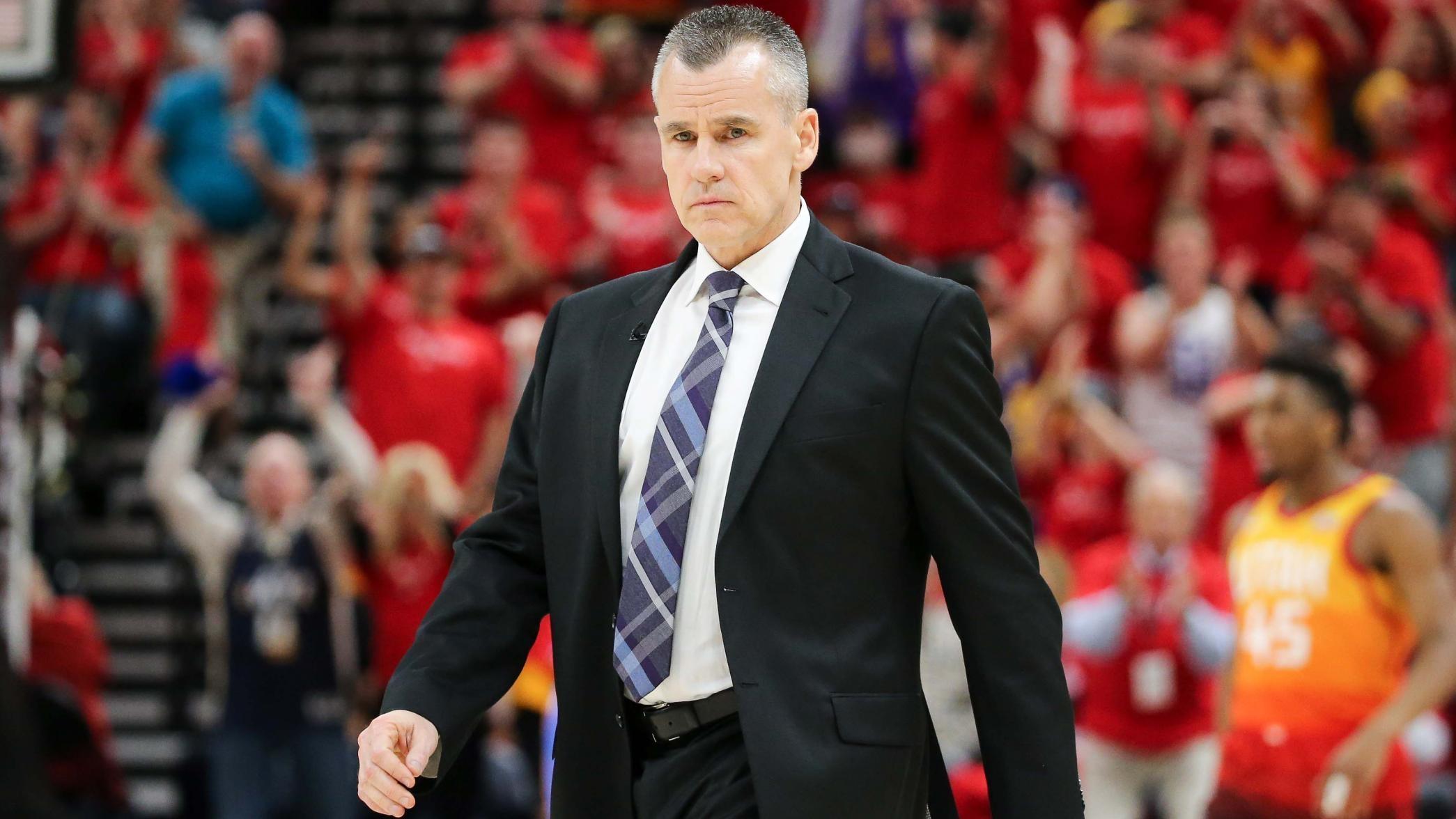 Били Донован ще остане на поста старши треньор на Оклахома